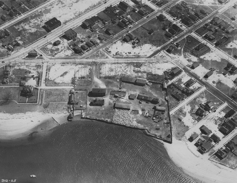 1920s - Island Park Beach Area