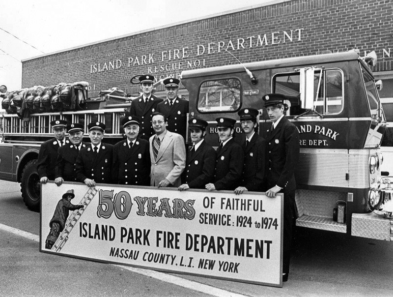 1974 - Island Park Fire Department