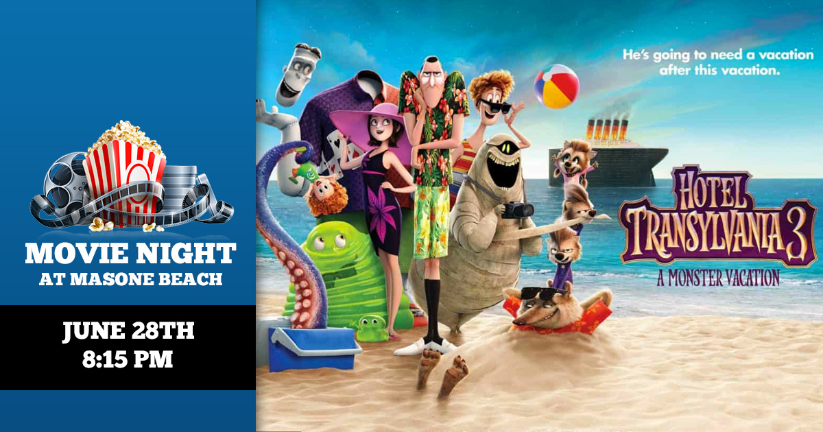 Movie Night - Hotel Transylvania 3