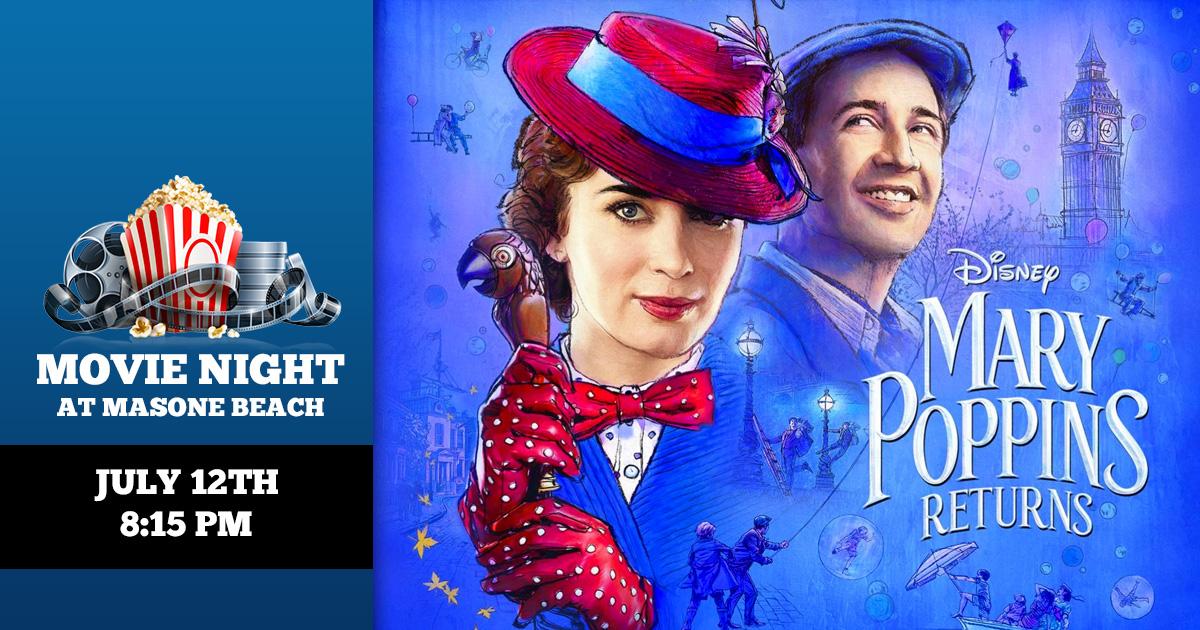 Movie Night: Mary Poppins Returns