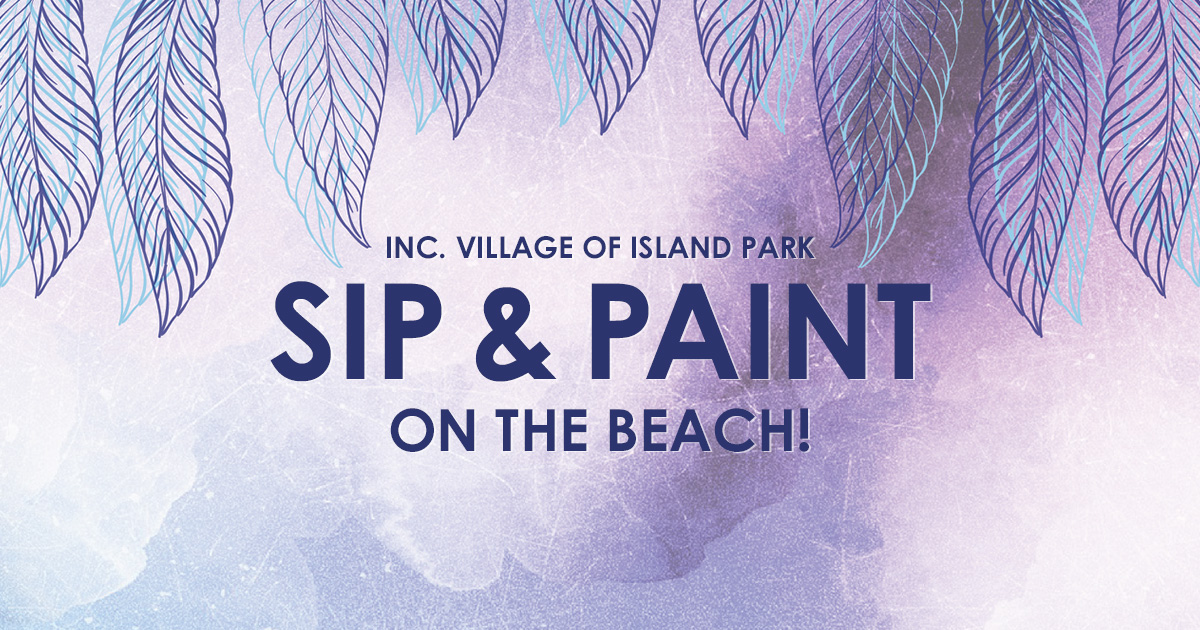 Sip & Paint on Masone Beach