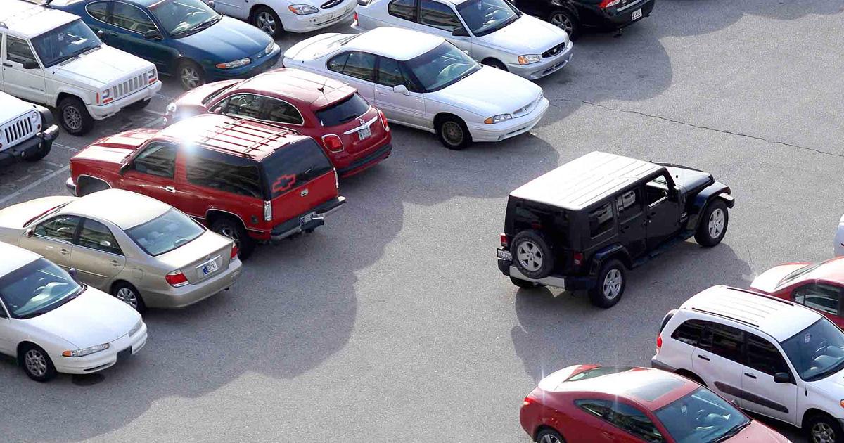 Weekend Parking Rules
