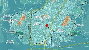 FEMA Flood Map for Island Park, NY