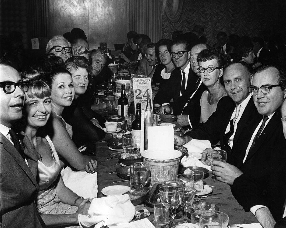 1950s - Dinner in Island Park