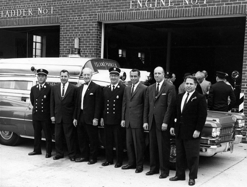 1963 - Island Park Fire Department