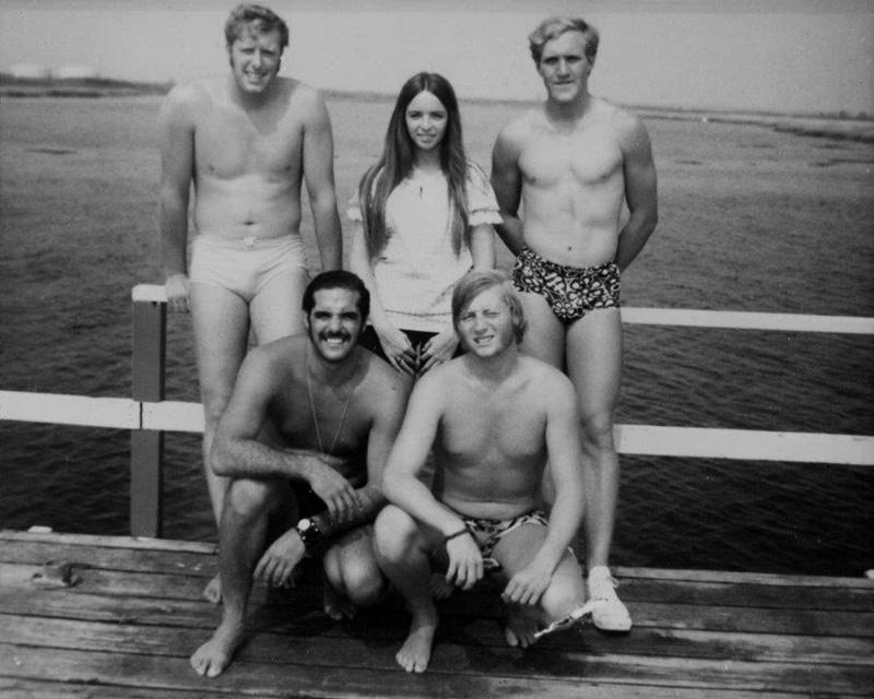 1970s - Island Park Beach