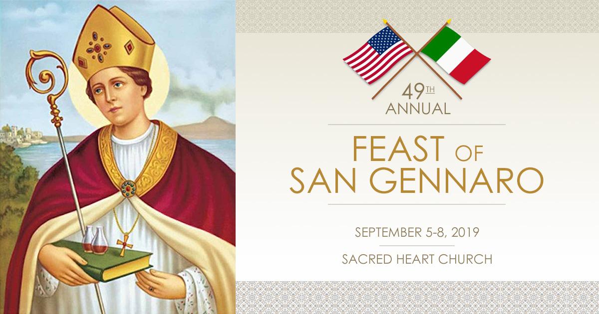 49th Annual Feast of San Gennaro